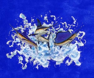 Billfish Foundation Art Of The Year Submissions