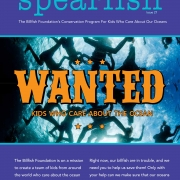 Spearfish Magazine #27 | Kids Corner | The Billfish Foundation