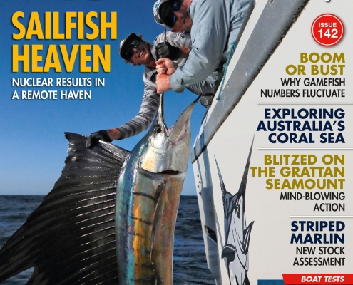 BlueWater Magazine 142 | Magazine | The Billfish Foundation