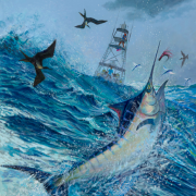 2020 Artist of the Year: George Kalwa | The Billfish Foundation