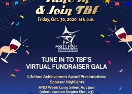 2020 Virtual Gala | Featured News | The Billfish Foundation