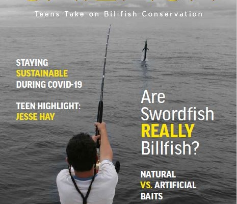 Sailfish Magazine #21 | Kids Corner | The Billfish Foundation
